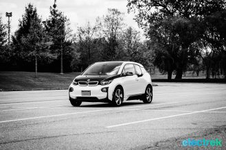 BMW i3 Electric Vehicle Urban Car Green Electrek-104 copy